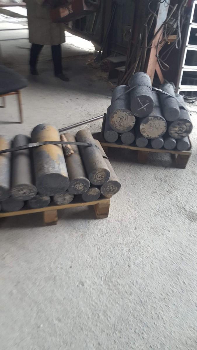 Круг 180х500 мм СЧ20 ГОСТ 1412-85