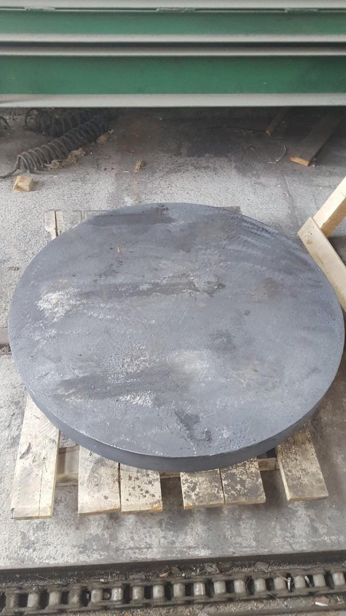 Круг 300х500 мм СЧ20 ГОСТ 1412-85